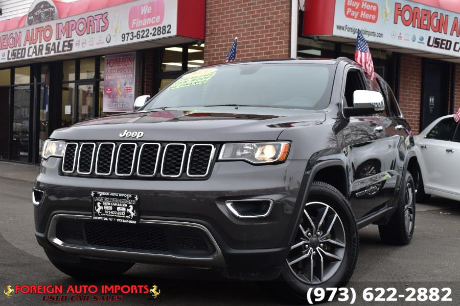 Used 2020 Jeep Grand Cherokee in Irvington, New Jersey | Foreign Auto Imports. Irvington, New Jersey