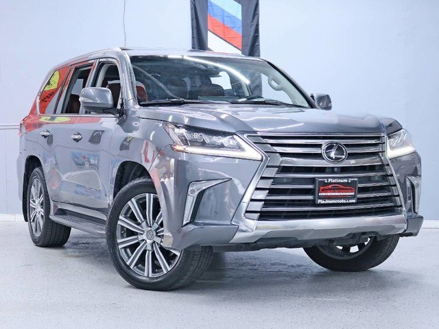 Used Lexus LX LX 570 4WD 2017 | Brooklyn Auto Mall LLC. Brooklyn, New York