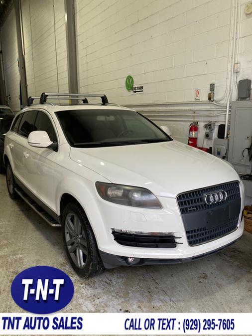 Used 2009 Audi Q7 in Bronx, New York | TNT Auto Sales USA inc. Bronx, New York