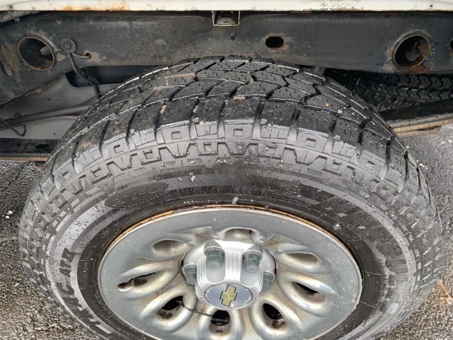 "Used Chevrolet Silverado 1500 4WD Ext Cab 143.5"" Work Truck 2012 | Prestige Pre-Owned Motors Inc. New Windsor, New York"