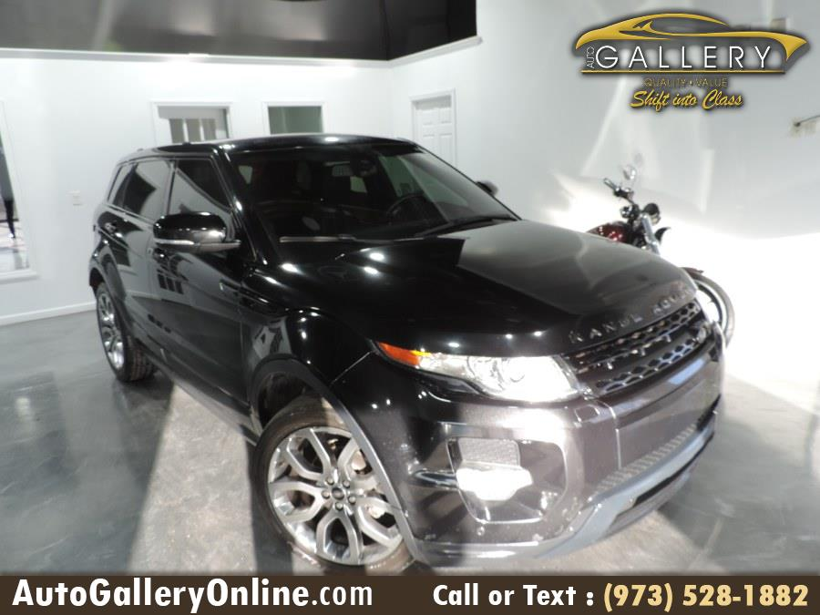 Used Land Rover Range Rover Evoque 5dr HB Dynamic Premium 2013 | Auto Gallery. Lodi, New Jersey