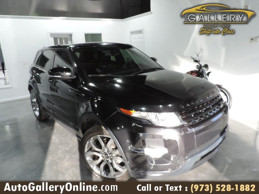 Used 2013 Land Rover Range Rover Evoque in Lodi, New Jersey | Auto Gallery. Lodi, New Jersey