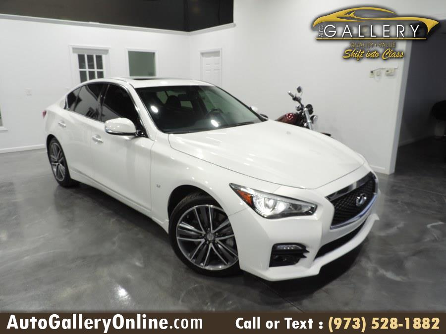 Used 2015 INFINITI Q50 in Lodi, New Jersey | Auto Gallery. Lodi, New Jersey