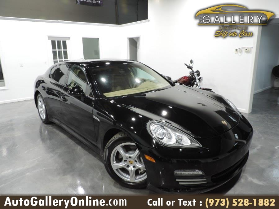 Used 2012 Porsche Panamera in Lodi, New Jersey | Auto Gallery. Lodi, New Jersey