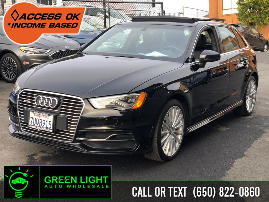 Used 2016 Audi A3 e-tron in Daly City, California | Green Light Auto Wholesale. Daly City, California