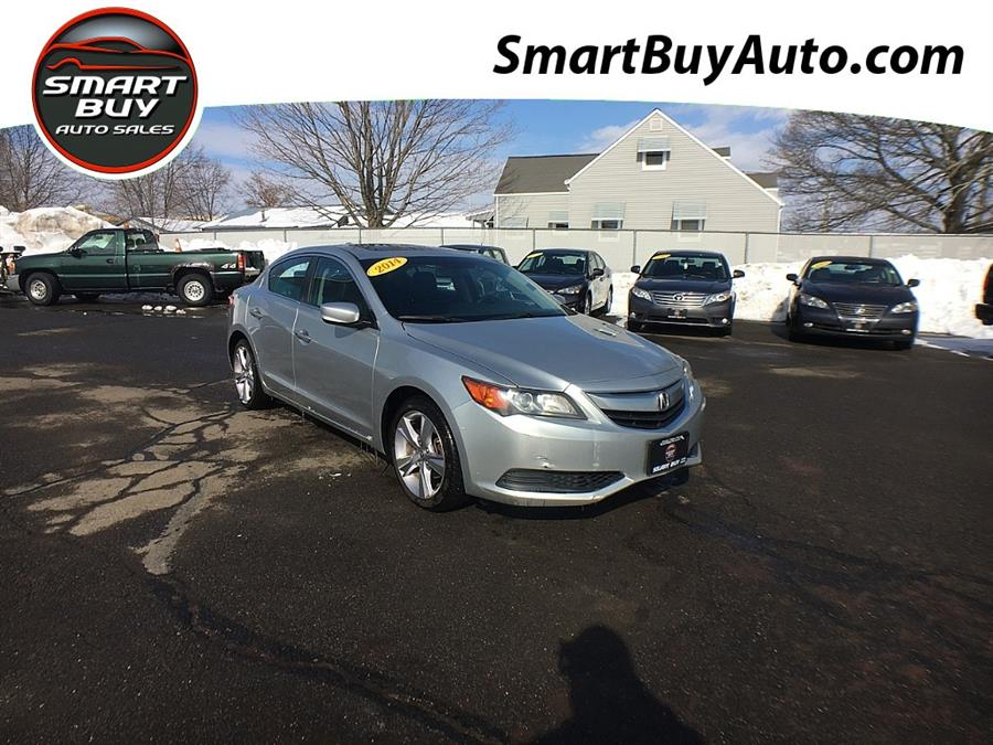 Used Acura ILX 4dr Sdn 2.0L 2014 | Smart Buy Auto Sales, LLC. Wallingford, Connecticut