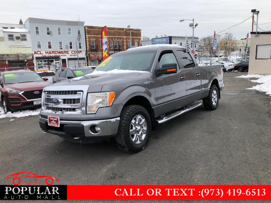 Used 2014 Ford F-150 in Newark , New Jersey | Popular Auto Mall Inc . Newark , New Jersey