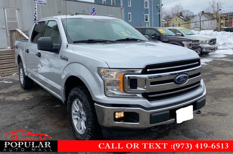 Used 2018 Ford F-150 in Newark , New Jersey | Popular Auto Mall Inc . Newark , New Jersey