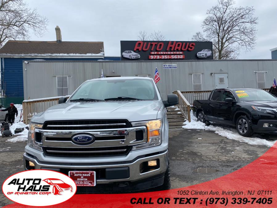 Used 2018 Ford F-150 in Irvington , New Jersey | Auto Haus of Irvington Corp. Irvington , New Jersey