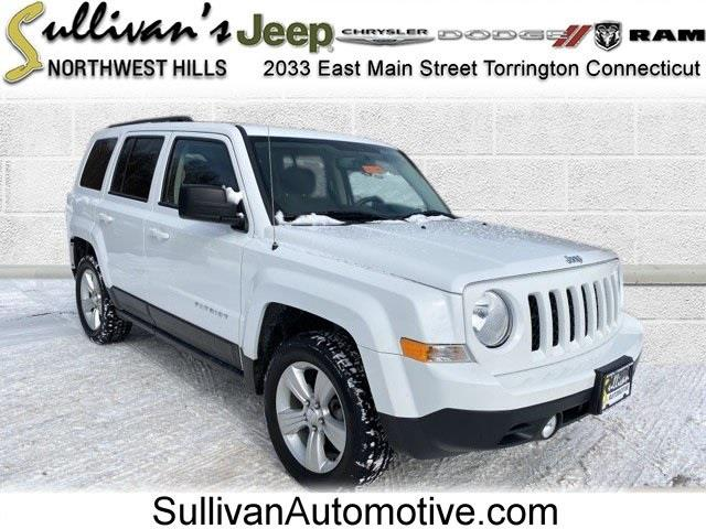Used Jeep Patriot Latitude 2017 | Sullivan Automotive Group. Avon, Connecticut