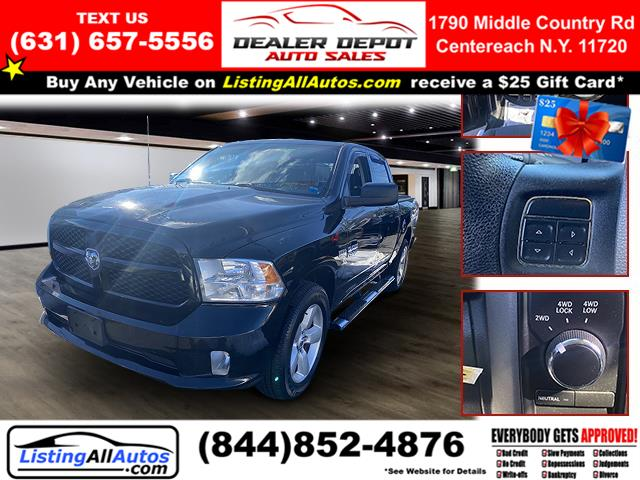 Used 2013 Ram 1500 in Patchogue, New York | www.ListingAllAutos.com. Patchogue, New York