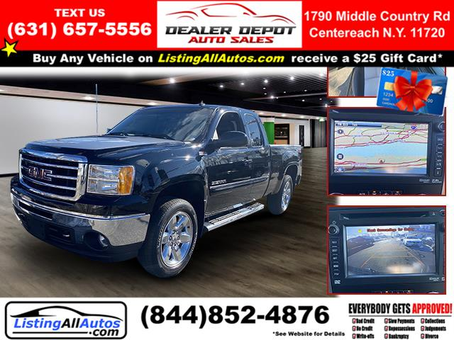 Used 2013 GMC Sierra 1500 in Patchogue, New York | www.ListingAllAutos.com. Patchogue, New York