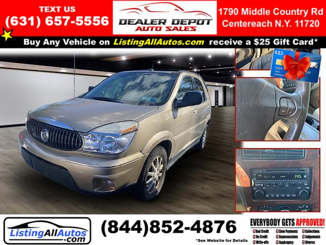 Used Buick Rendezvous 4dr FWD 2006 | www.ListingAllAutos.com. Patchogue, New York