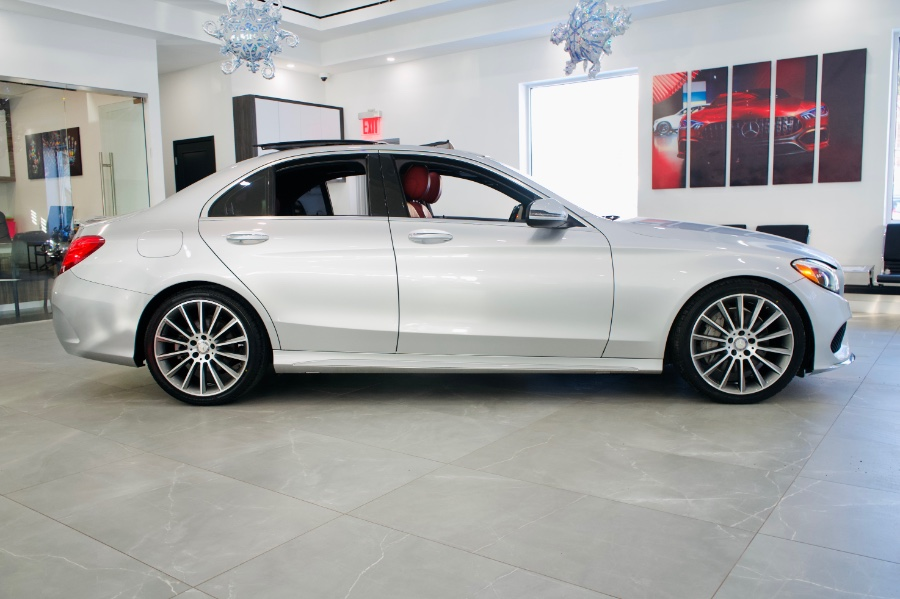 Used Mercedes-Benz C-Class 4dr Sdn C300 Sport RWD 2016 | C Rich Cars. Franklin Square, New York
