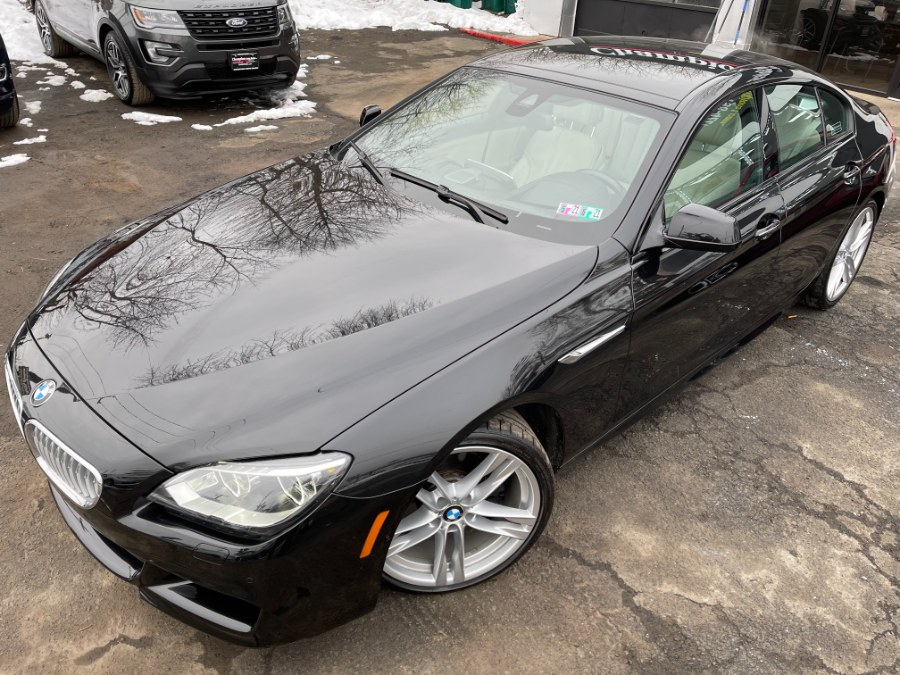 Used BMW 6 Series 4dr Sdn 650i xDrive AWD Gran Coupe 2014 | Champion Auto Hillside. Hillside, New Jersey