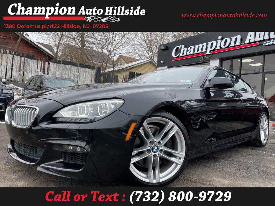 Used 2014 BMW 6 Series in Hillside, New Jersey | Champion Auto Hillside. Hillside, New Jersey