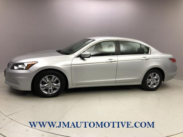 Used Honda Accord 4dr I4 Auto LX-P 2011 | J&M Automotive Sls&Svc LLC. Naugatuck, Connecticut