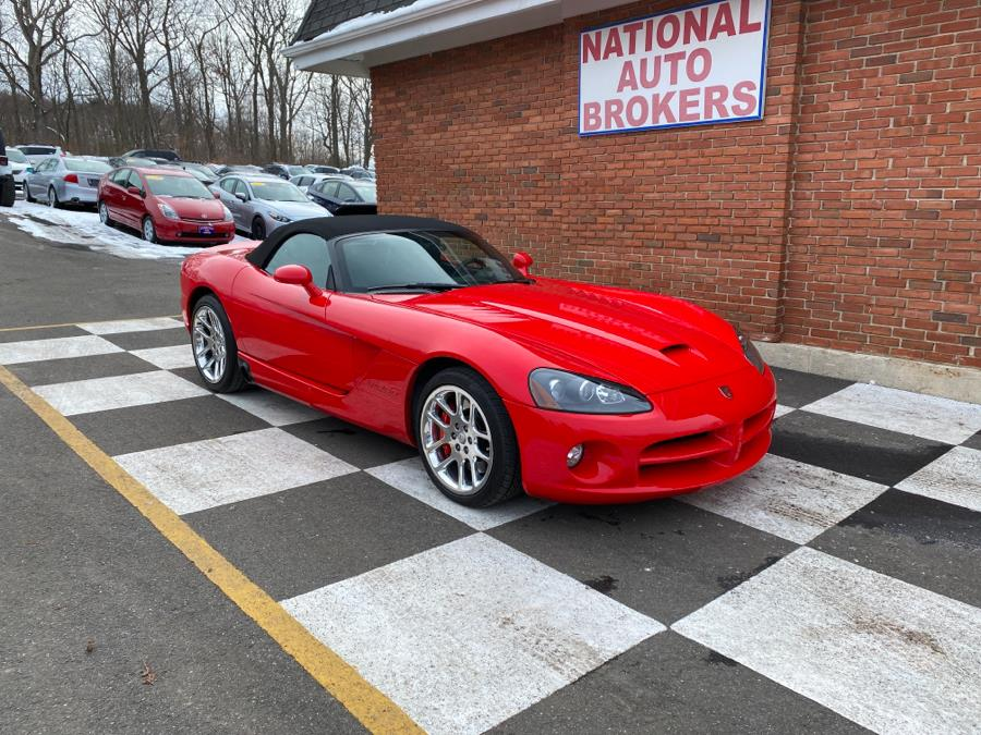 Used 2004 Dodge Viper in Waterbury, Connecticut | National Auto Brokers, Inc.. Waterbury, Connecticut