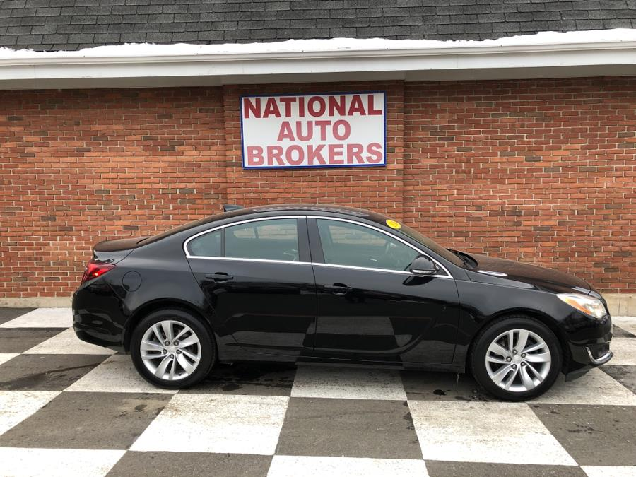 Used Buick Regal 4dr Sdn Turbo AWD 2016 | National Auto Brokers, Inc.. Waterbury, Connecticut