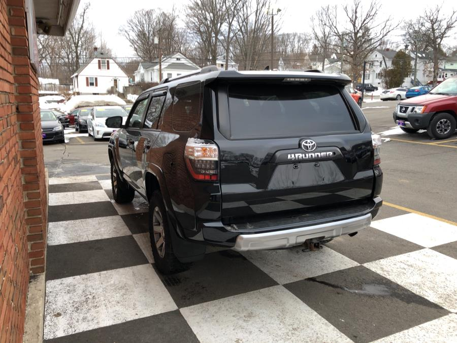 Used Toyota 4Runner 4WD 4dr V6 Trail Premium 2015 | National Auto Brokers, Inc.. Waterbury, Connecticut