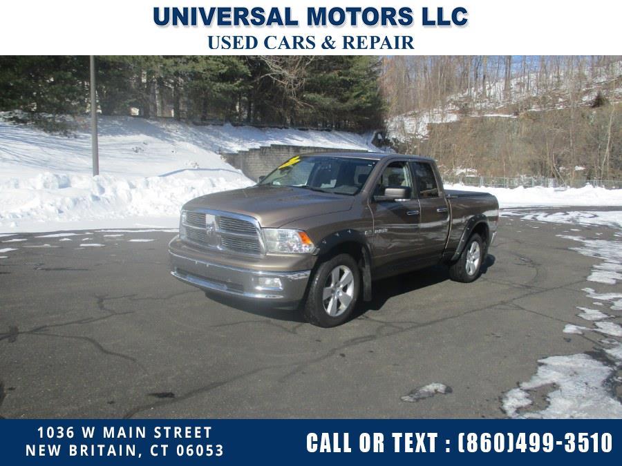 Used 2010 Dodge Ram 1500 in New Britain, Connecticut | Universal Motors LLC. New Britain, Connecticut