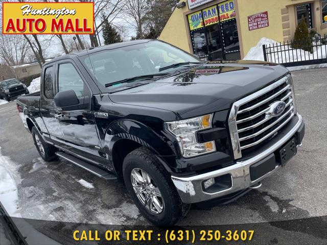 "Used Ford F-150 4WD SuperCab 145"" XLT 2016 