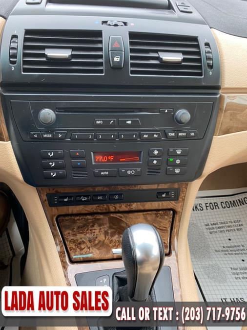 Used BMW X3 AWD 4dr 3.0si 2008 | Lada Auto Sales. Bridgeport, Connecticut