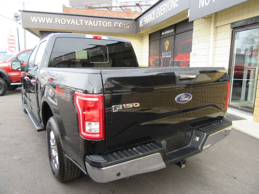 """Used Ford F-150 4WD SuperCrew 145"""" XLT 2016 
