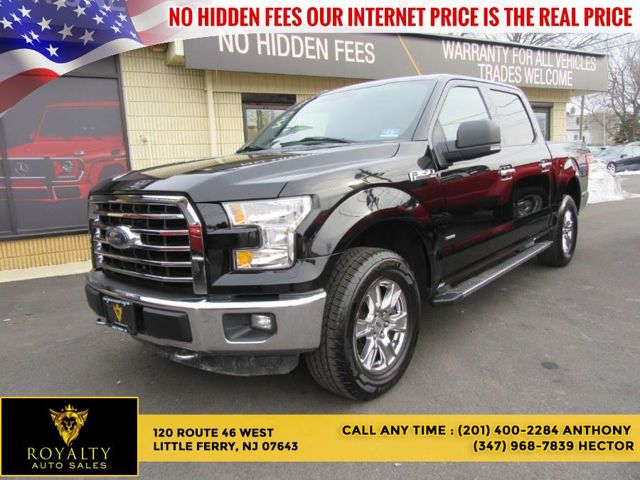 Used 2016 Ford F-150 in Little Ferry, New Jersey | Royalty Auto Sales. Little Ferry, New Jersey