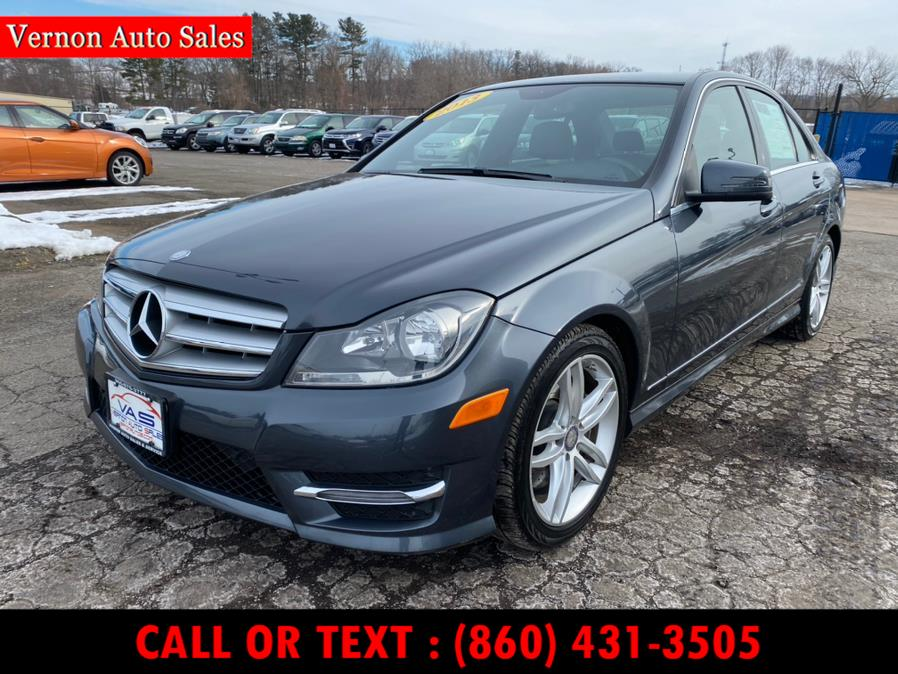 Used 2013 Mercedes-Benz C-Class in Manchester, Connecticut | Vernon Auto Sale & Service. Manchester, Connecticut
