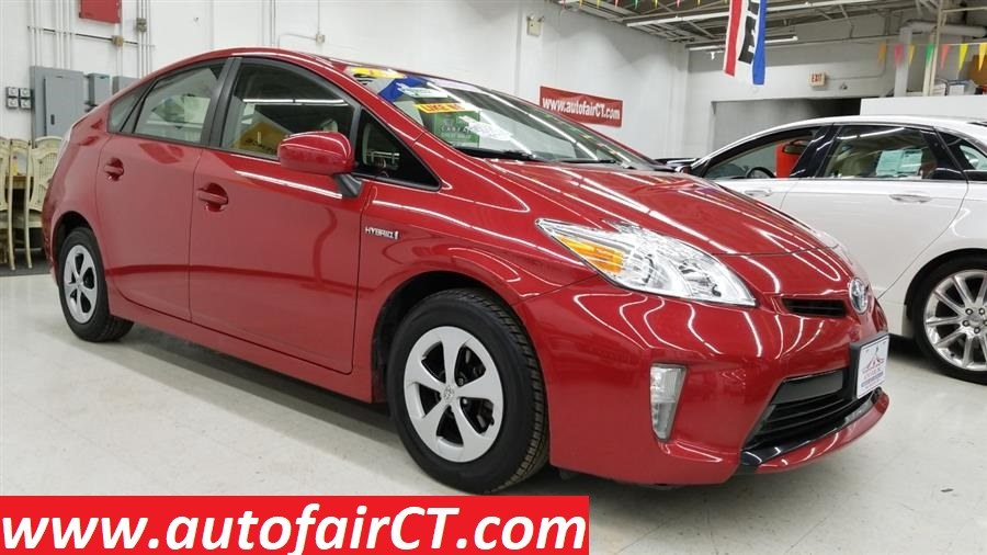 Used 2015 Toyota Prius in West Haven, Connecticut