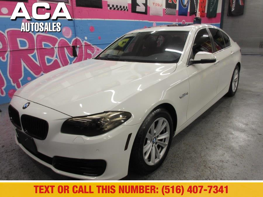 Used 2014 BMW 5 Series in Lynbrook, New York | ACA Auto Sales. Lynbrook, New York