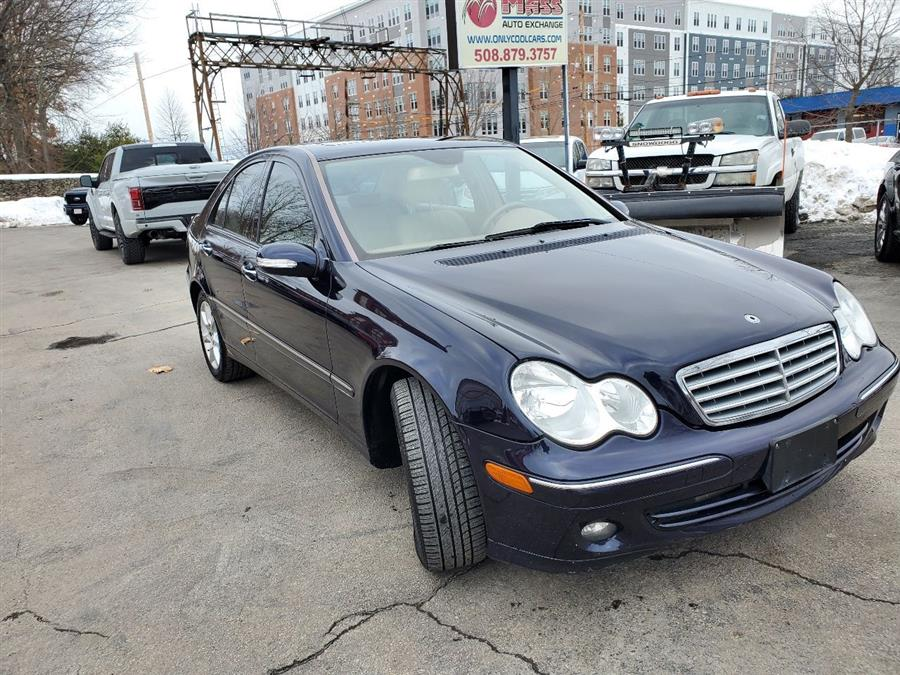 Used 2007 Mercedes-benz C-class in Framingham, Massachusetts | Mass Auto Exchange. Framingham, Massachusetts