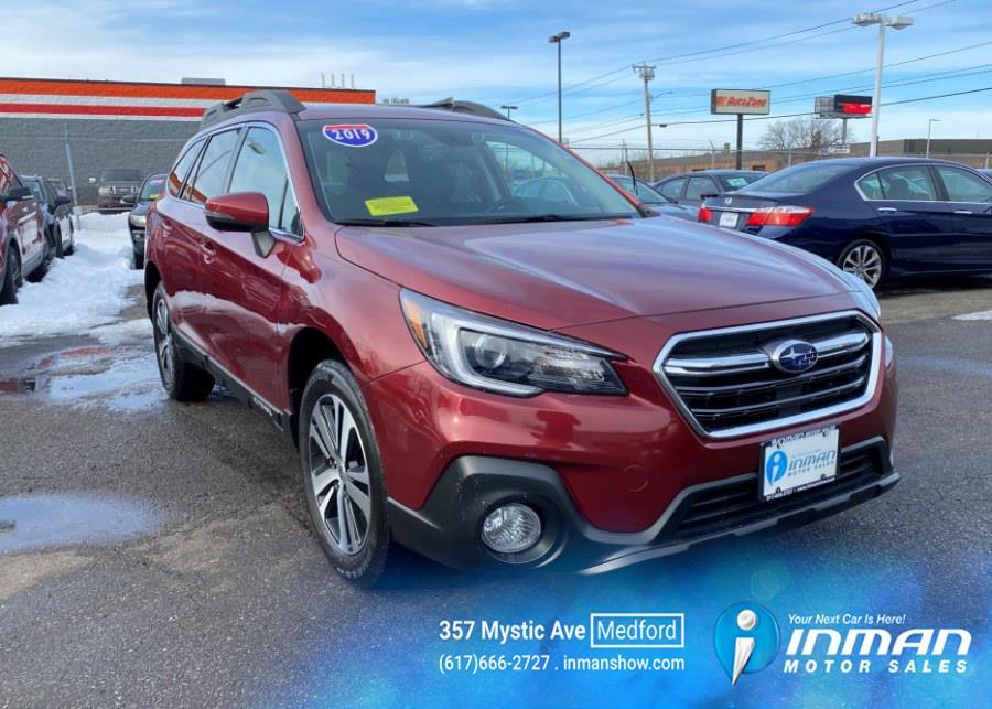 Used 2019 Subaru Outback in Medford, Massachusetts   Inman Motors Sales. Medford, Massachusetts