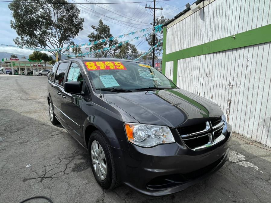 Used 2016 Dodge Grand Caravan in Corona, California | Green Light Auto. Corona, California