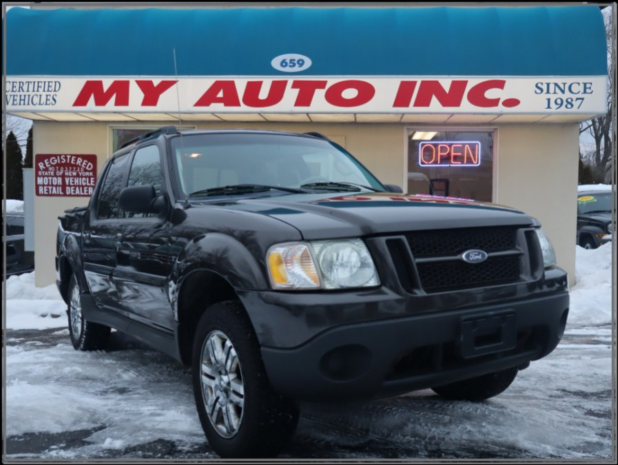 Used 2005 Ford Explorer Sport Trac in Huntington Station, New York | My Auto Inc.. Huntington Station, New York