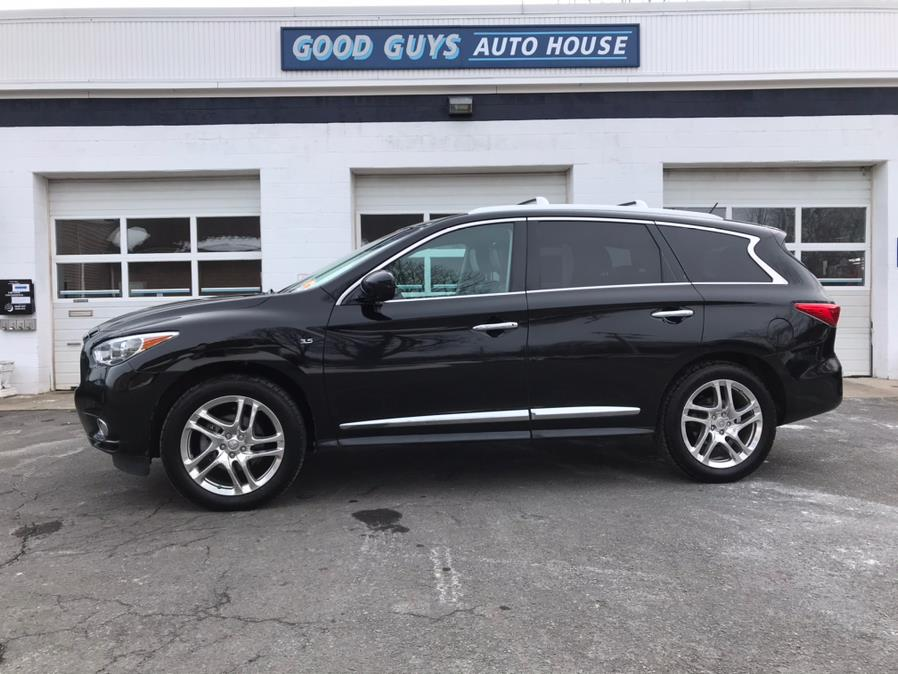 Used INFINITI QX60 AWD 4dr 2014 | Good Guys Auto House. Southington, Connecticut