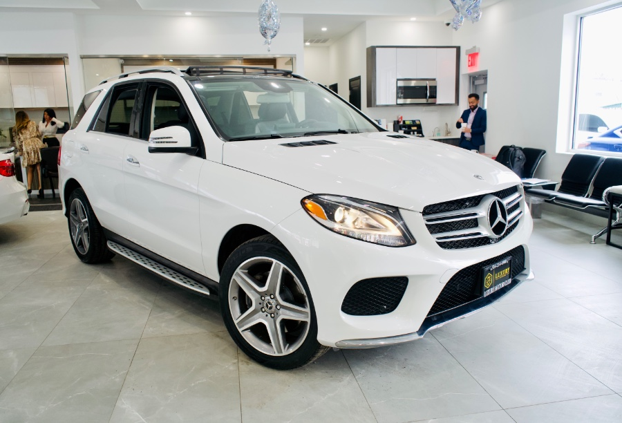 Used Mercedes-Benz GLE GLE 350 4MATIC SUV 2017 | Luxury Motor Club. Franklin Square, New York