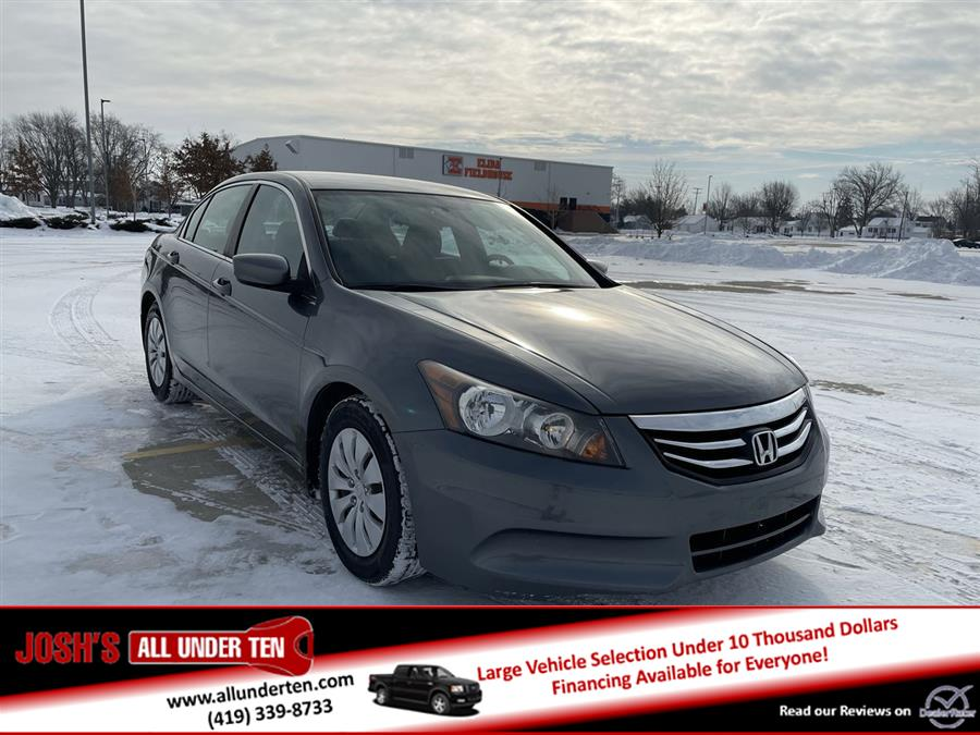 Used 2011 Honda Accord Sdn in Elida, Ohio | Josh's All Under Ten LLC. Elida, Ohio