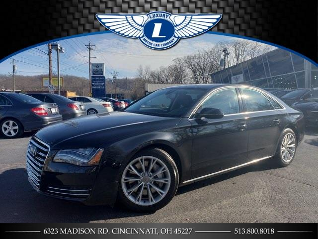Used 2012 Audi A8 in Cincinnati, Ohio | Luxury Motor Car Company. Cincinnati, Ohio
