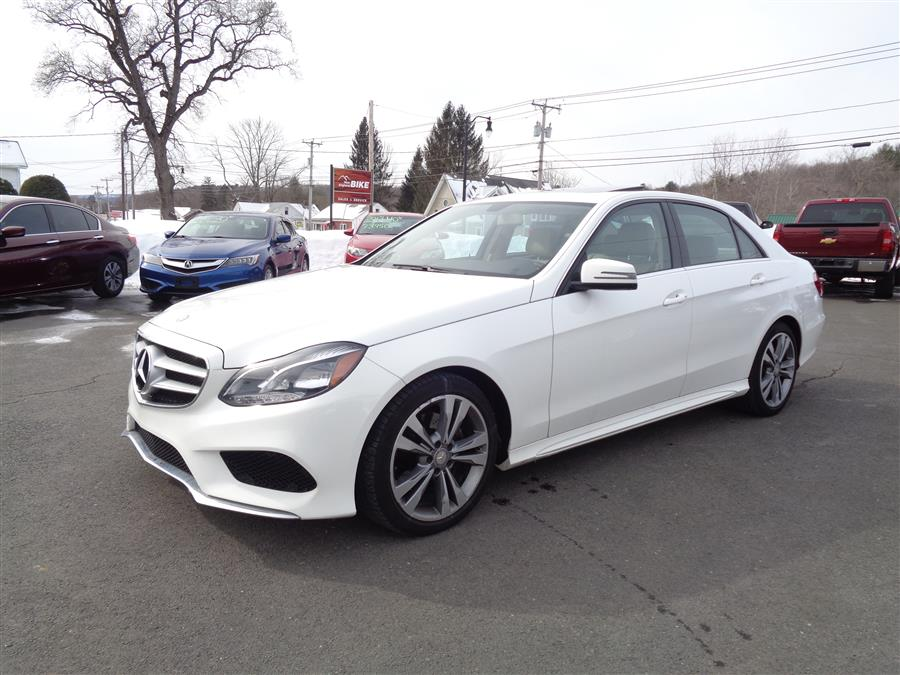 Used Mercedes-Benz E-Class 4dr Sdn E 350 Sport 4MATIC 2016 | Country Auto Sales. Southwick, Massachusetts