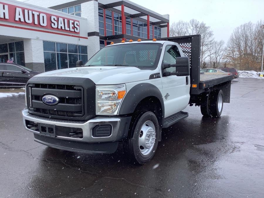 "Used Ford Super Duty F-450 DRW 2WD Reg Cab 141"" WB 60"" CA XL 2011   Marsh Auto Sales LLC. Ortonville, Michigan"