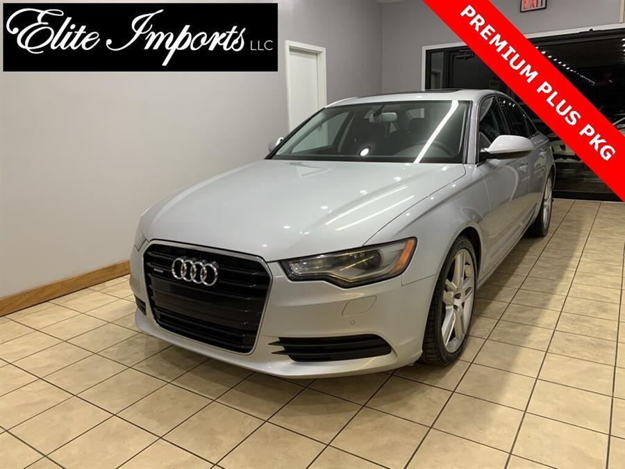 Used Audi A6 2.0T Premium Plus 2015 | Elite Imports LLC. West Chester, Ohio