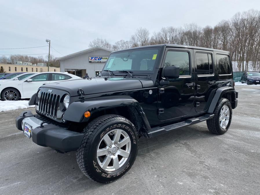 Used 2014 Jeep Wrangler Unlimited in Berlin, Connecticut | Tru Auto Mall. Berlin, Connecticut