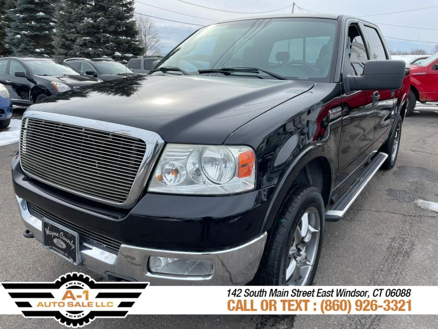 Used 2004 Ford F-150 in East Windsor, Connecticut | A1 Auto Sale LLC. East Windsor, Connecticut