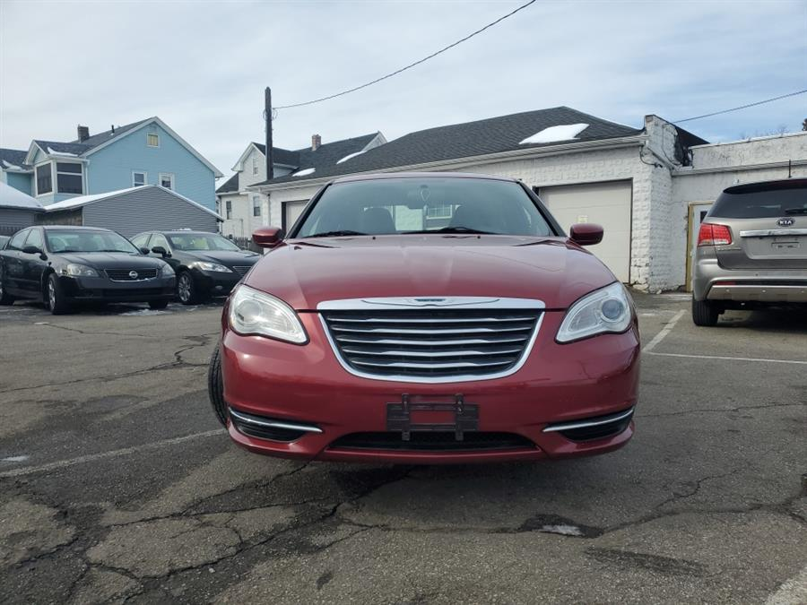 Used Chrysler 200 4dr Sdn Touring 2012 | Absolute Motors Inc. Springfield, Massachusetts