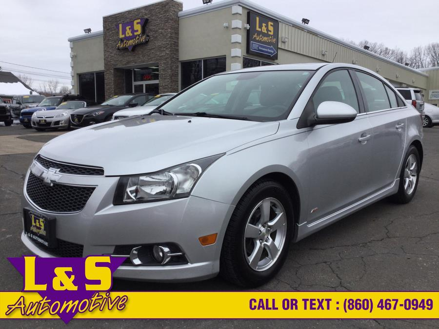 Used 2013 Chevrolet Cruze in Plantsville, Connecticut | L&S Automotive LLC. Plantsville, Connecticut