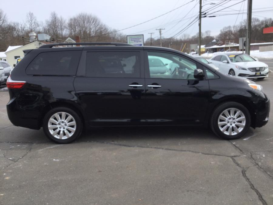 Used Toyota Sienna 5dr 7-Pass Van XLE Premium AWD (Natl) 2015 | L&S Automotive LLC. Plantsville, Connecticut