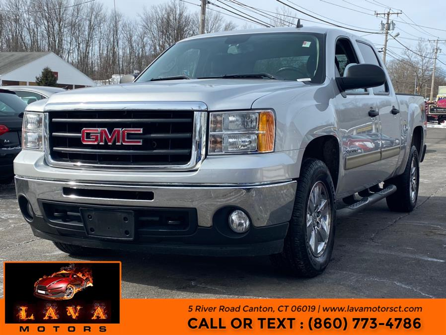 Used 2011 GMC Sierra 1500 in Canton, Connecticut | Lava Motors. Canton, Connecticut