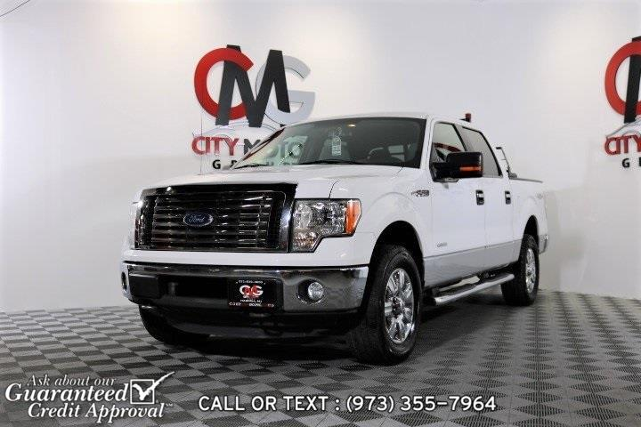 Used 2011 Ford F-150 in Haskell, New Jersey | City Motor Group Inc.. Haskell, New Jersey